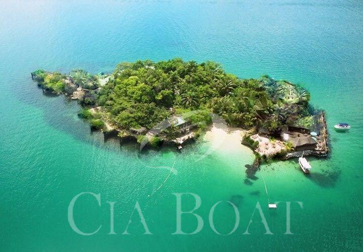 Ilha em Parati - <span class='text-uppercase'>RJ</span>
