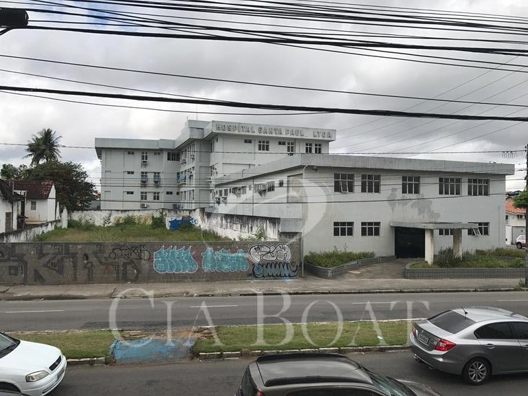 Hospital em João Pessoa  - <span class='text-uppercase'>PB</span>