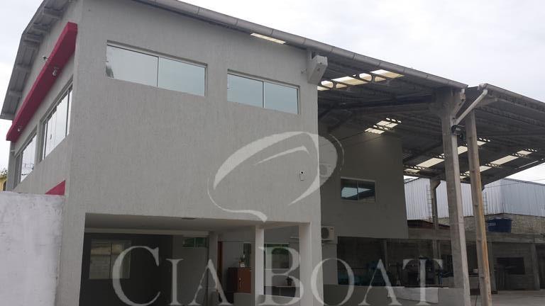 São Gonçalo / Galpão - <span class='text-uppercase'>RJ</span>